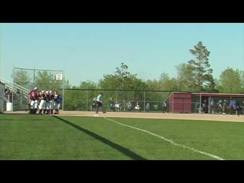 Sauk Centre softball vs Minnewaska