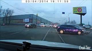 গাড়ী ড্রাইভিং ব্যর্থ এবং চরম দুর্ঘটনা/car driving fail and extreme accident