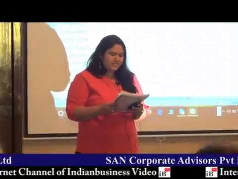 """SAN Corporate Advisors Pvt. Ltd. presents Conference on """" Access to Growth Capital"""" for SME's"""