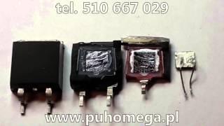 Repeat youtube video Porównanie tranzystorów do naprawy sterownika psg5 pomp vp44 i vp30