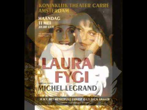 Laura Fygi - Don't It Make My Brown Eyes Blue (alternate sax version)