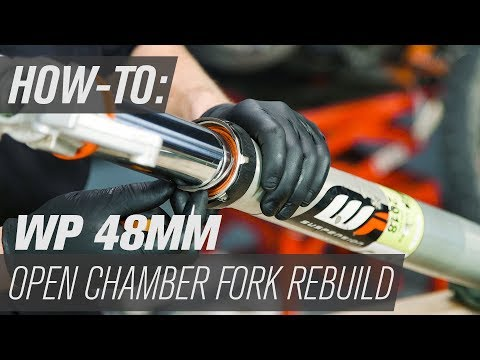 Download  How To Rebuild Fork Seals on WP Open Chamber Forks with Spring Preload Adjuster Gratis, download lagu terbaru