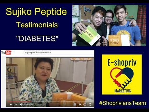 Sujiko Peptide Testimonial by a Philippine Doctor (0927-218-0880)
