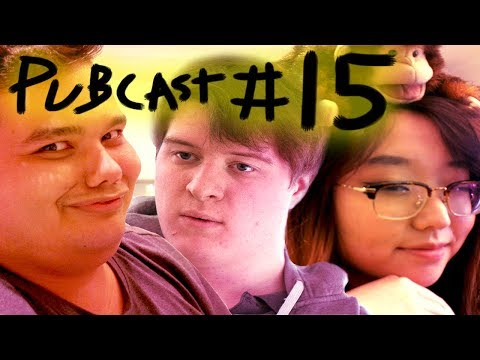 Pubcast Ep. 15 (WE FINALLY MEET!!!!)