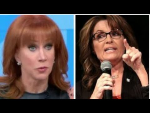 SARAH PALIN JUST EXPOSED KATHY GRIFFIN'S DIRTY SECRET!