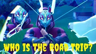 Fortnite-closes in the footprints of the Rift, Road Trip! Gift System! #Teóriák 10