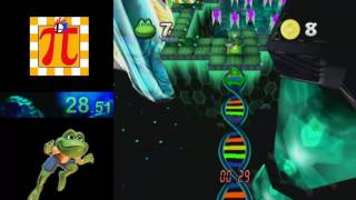 Frogger Beyond (GCN) HighTech 3 Time Attack in 1:21.01