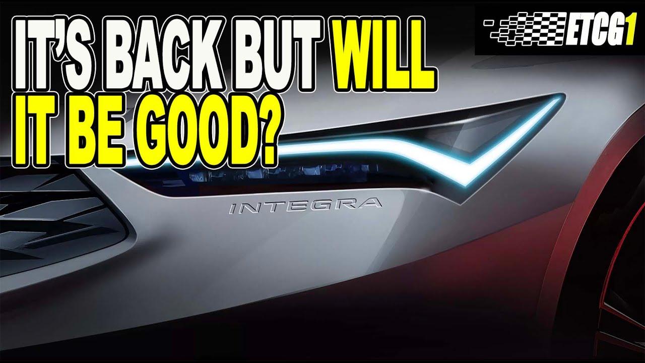 Download The Acura Integra Returns!
