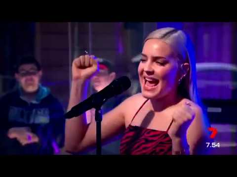 Anne-Marie - 2002 Live at sunrise (720p)HD
