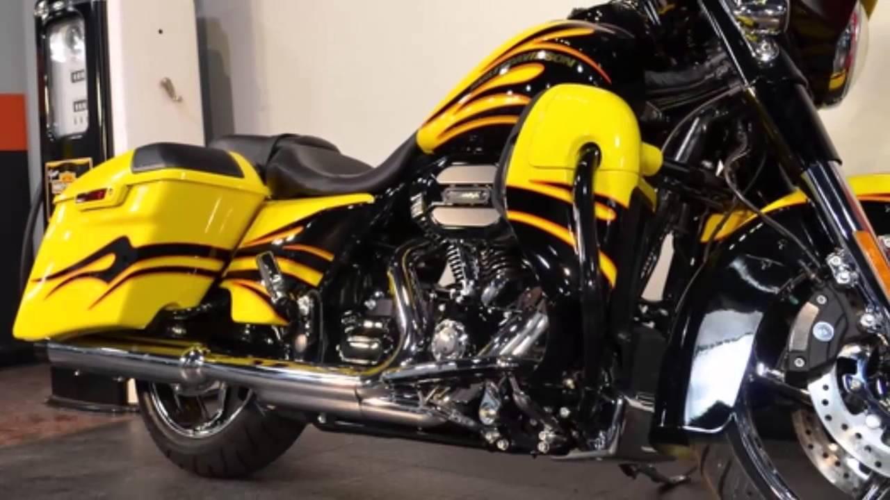 Atlanta Harley Davidson >> 2015 Cvo Street Glide Harley Davidson For Sale Atlanta Georgia 770 919 0000