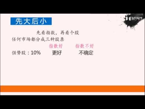 Mandarin Course -Buy Low and Sell High