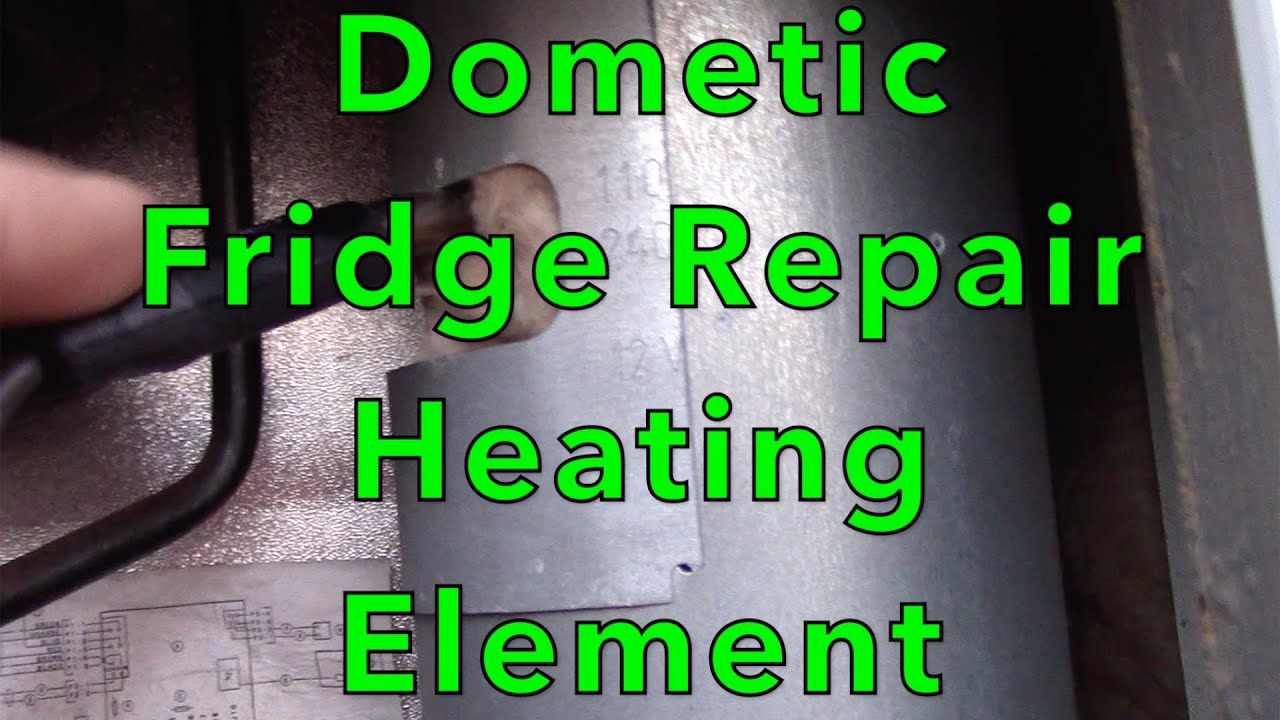 Dometic Rm2193 Wiring Diagram Of A Two Bedroom House Refigerator Repair Heating Element Youtube