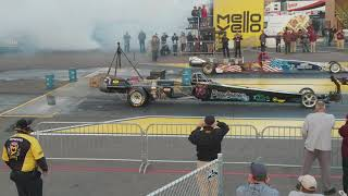 Dueling Jet Cars