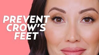 Prevent Crow's Feet & Sagging Eye Skin: Anti-Aging Tips & SPF | Beauty with Susan Yara