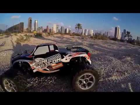 Hpi mini recon RC in Dubai offroad