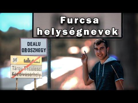 Értelmetlen román TELEPÜLÉSNEVEK #1 thumbnail