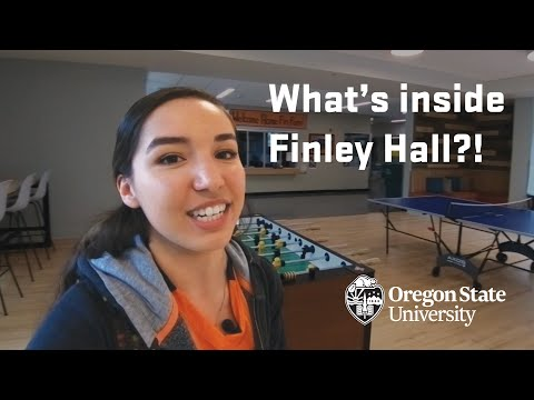 What's Inside Finley Hall At Oregon State University?