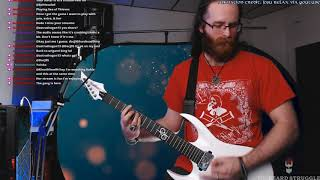 Cattle Decapitation - The Geocide - Guitar Cover