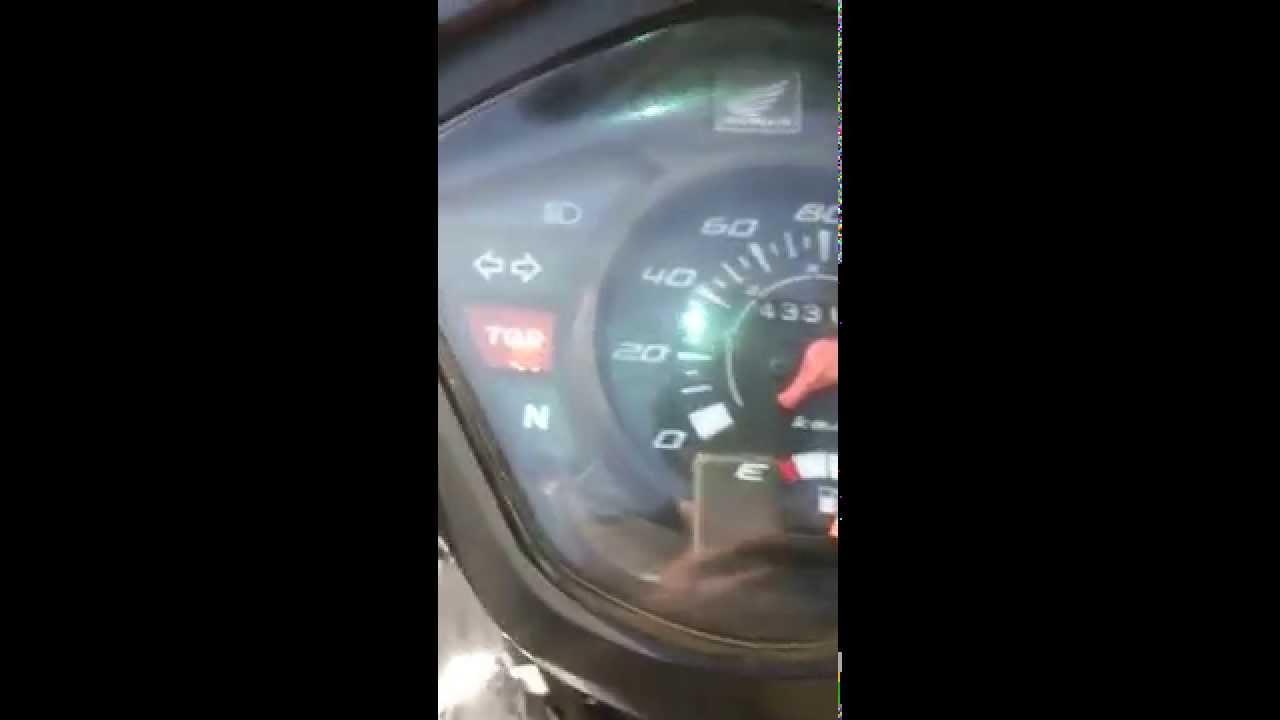 Top Speed Tiger Revo Top Speed Honda Revo 110