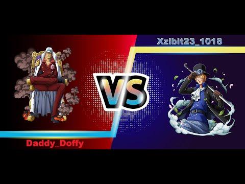 Daddy_Doffy VS Xzibit23_1018  ONE PIECE: BURNING BLOOD  