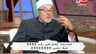 بالفيديو.. خالد الجندي: بالدليل .. الله يحب الليل أكثر من النهار
