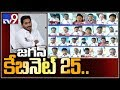 25 Ministers In Jagan Cabinet Allotted Portfolios - TV9
