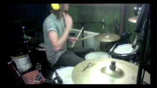 Death From Above 1979 - Romantic Rights (Drum Cover)