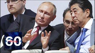 """""""Курилы - русская земля!"""" Смогут ли Путин и Абэ договориться? 60 минут от 21.01.19"""