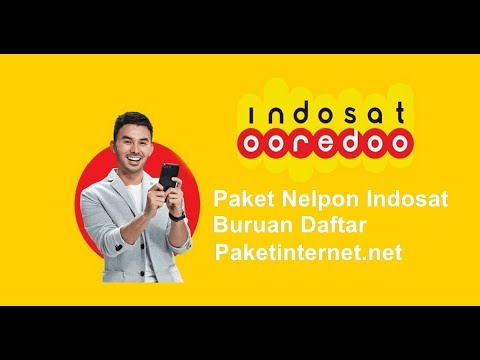 INDOSAT PHONE PACKAGES + CH3AP UNLIMITED SMS TO ALL OP3RATORS