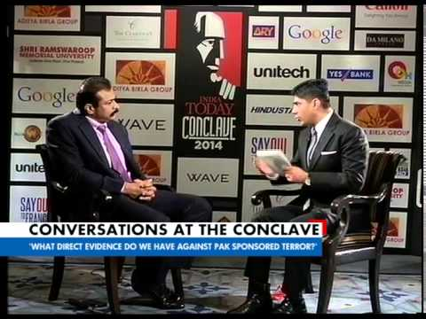 Conversations at the Conclave with Himanshu Roy