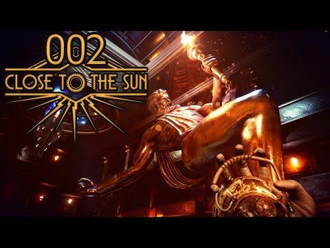 CLOSE TO THE SUN ☀️ 002: Schatten der Vergangenheit?