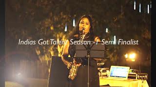 Saxophone Subbalaxmi - churaliya