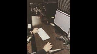 Noize MC на студии Kaufman Rec (Минск, 30.09.2017)