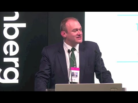 Ed Davey, Secretary of State for Energy & Climate Change