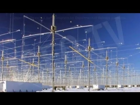 HAARP and SURA (Conspiracy files) [IGEO.TV]