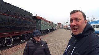 Посетили Музей Поездов на Рижской / РЖД
