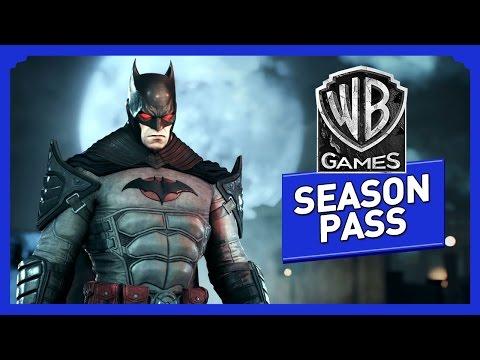 Batman Arkham Knight - Season Pass Trailer