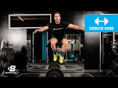 How To Do Burpee Over Barbell   Exercise Guide