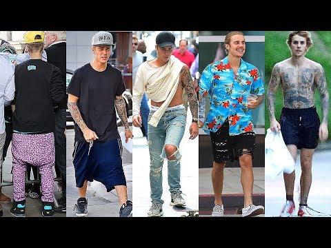 Justin Bieber Street Style, Fashion Style ★ 2019