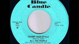 All the People feat. Robert Moore- Cramp Your Style
