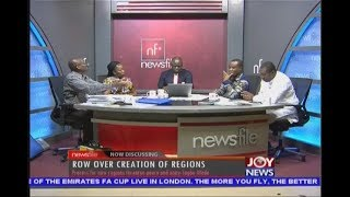 Fallout From Anas #Number12 - Newsfile on JoyNews (10-11-18)