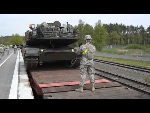 Combined Resolve II: Rail-loading the European Activity Set