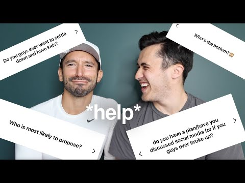 Download ANSWERING YOUR INTENSE QUESTIONS   CHRIS & IAN