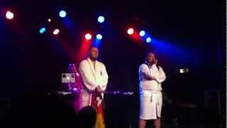 Hammer & Zirkel - Intro (Live bei OLLI BANJO in Berlin // 09.06.2012) HD