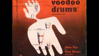 Voodoo Drums - Contradanse Avant Simple and Meringue with Flute