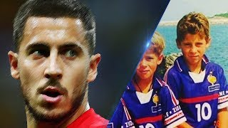 Eden Hazard | Tình yêu Pháp, trái tim Bỉ