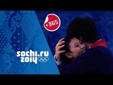 Happy Valentines Day! Olympians in Love | #Sochi365