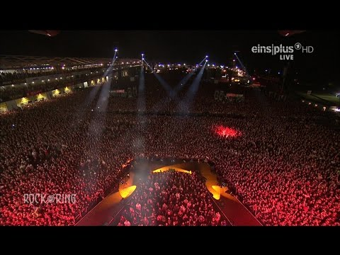 Metallica - Live at Rock am Ring, Germany (2014) [720p50fps HDTV Broadcast]