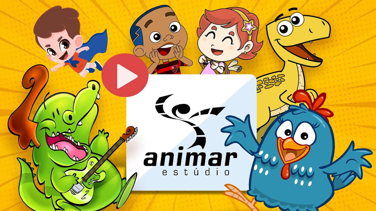 Estúdio de Animação 2D  - Animar Estúdio [Demoreel 2020]