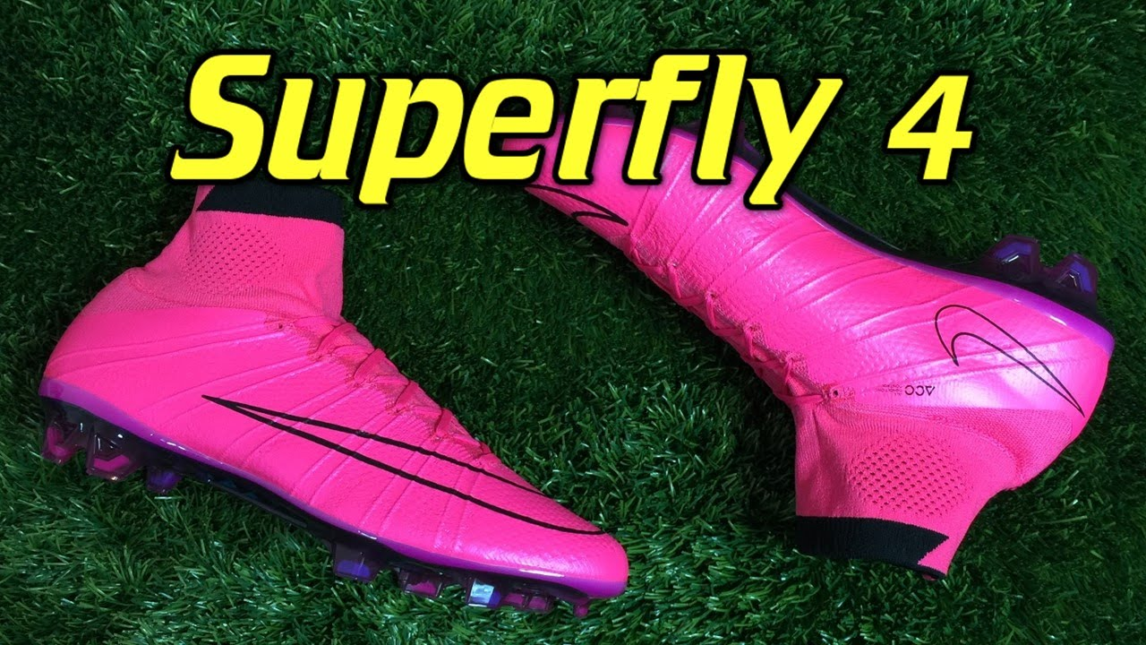 7624cc57e09 ... germany nike mercurial superfly 4 hyper pink lightning storm pack review  on feet youtube ab3e9 cb3b3